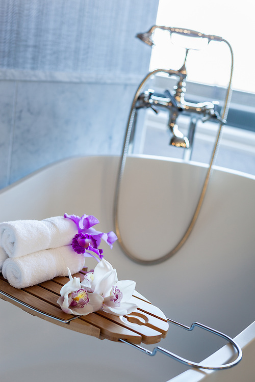 Luxury Hotel: Mandarin Oriental, San Francisco.