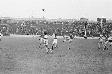 16.05.1971 Football NFL Semi Final Kerry Vs Derry