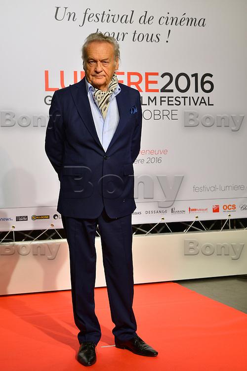 Lyon 8 oct 2016 - Festival Lumi&egrave;re 2016 - C&eacute;r&eacute;monie d&rsquo;Ouverture<br /> 8th Film Festival Lumiere In Lyon : Opening Ceremony