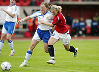 Fotball , 31. mai 2007 ,  Privatkamp ,  Norge - Finland 1-1<br />