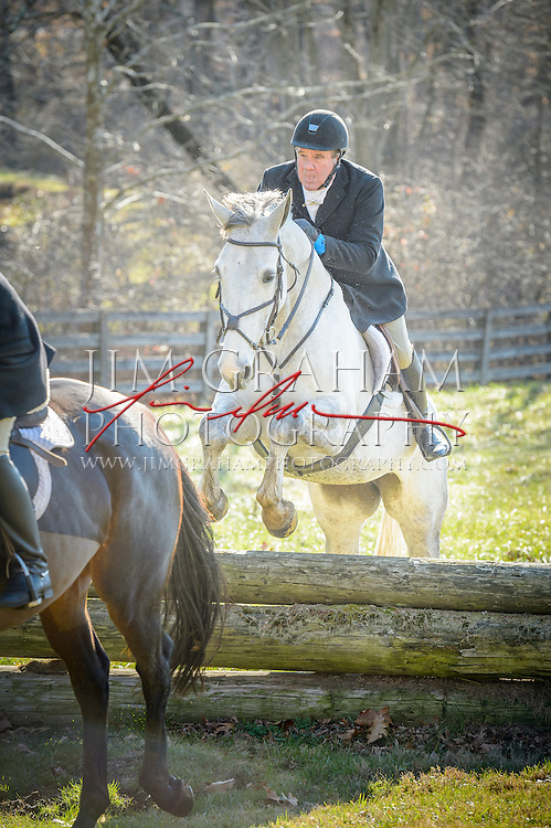 Riding out from Ledyard's on Saturday 19 December 2015. Photograph by Jim Graham