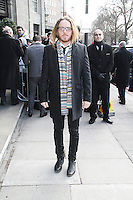 Tim Minchin, TRIC Awards, Grosvenor House Hotel, London UK, 12 March 2013, (Photo by Richard Goldschmidt)