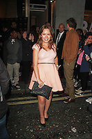 LONDON - May 29: Tanya Burr at the Lipsy VIP Fashion Awards 2013 (Photo by Brett D. Cove)