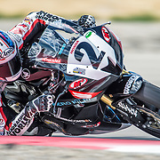 August 4, 2013 - Tooele, UT - Joe Roberts competes in SuperSport Race 2 at Miller Motorsports Park.