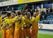 Millwall v Wycombe Wanderers 051215