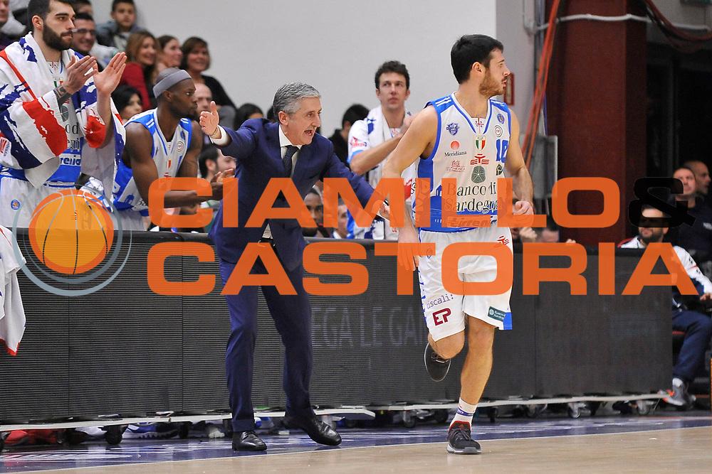 SASSARI 27 Dicembre 2015<br /> Dinamo Banco di Sardegna Sassari - Giorgio Tesi Group Pistoia<br /> NELLA FOTO Marco Calvani<br /> FOTO CIAMILLO
