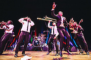Hypnotic Brass Ensemble at the Arlene Schnitzer Concert Hall