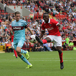 Charlton v West Ham | Pre-season Friendly | 25 July 2015