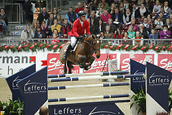 Tebbel, Rene, Cooper<br /> Oldenburger Pferdetage 2012<br /> © www.sportfotos-lafrentz.de/ Stefan Lafrentz