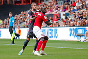 Leeds United defender Liam Cooper (6)  during the EFL Sky Bet Championship match between Bristol City and Leeds United at Ashton Gate, Bristol, England on 4 August 2019.