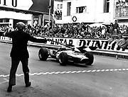 Archive, Motorsport, Denny Hulme. Photo: PHOTOSPORT