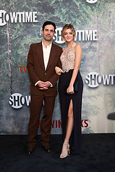May 19, 2017 - Los Angeles, CA, USA - LOS ANGELES - MAY 19:  Jesse Bradford, Andrea Leal at the ''Twin Peaks'' Premiere Screening at The Theater at Ace Hotel on May 19, 2017 in Los Angeles, CA (Credit Image: © Kay Blake via ZUMA Wire)