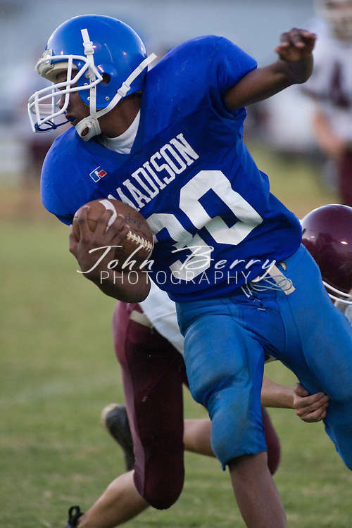 MCHS Freshman Football.vs Luray.9/19/2007..
