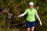Katy Harris during the final round of the LPGA Qualifying Tournament Stage Three at LPGA International in Daytona Beach, Florida on Dec. 6, 2015.<br /> <br /> <br /> ©2015 Scott A. Miller