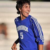 9.6.08 Brunswick at Amherst Boys Varsity Soccer