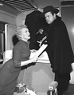 "Betty Grable with Orson Welles, 1956, CBS  ""20th Century"""