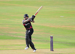 Peter Trego of Somerset in action.  - Mandatory by-line: Alex Davidson/JMP - 22/07/2016 - CRICKET - Th SSE Swalec Stadium - Cardiff, United Kingdom - Glamorgan v Somerset - NatWest T20 Blast