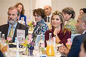 Maxima bij SER-bijeenkomst Culturele diversiteit in de top