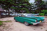 Buick in Maquana, Guantanamo, Cuba.