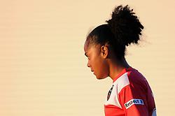 Jade Boho Sayo of Bristol Academy - Mandatory byline: Dougie Allward/JMP - 07966386802 - 27/08/2015 - FOOTBALL - Stoke Gifford Stadium -Bristol,England - Bristol Academy Women FC v Oxford United Women - FA WSL Continental Tyres Cup