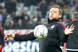 02.11.2011, Allianz Arena, Muenchen, GER, UEFA CL, FC Bayern Muenchen vs. SSC Neapel, im Bild Ivica Olic (Bayern #11)  // during the CL match  FC Bayern Muenchen (GER)  vs.  SSC Neapel  (ITA) Gruppe A, on 2011/11/02, Allianz Arena, Munich, Germany, EXPA Pictures © 2011, PhotoCredit: EXPA/ nph/  Straubmeier       ****** out of GER / CRO  / BEL ******