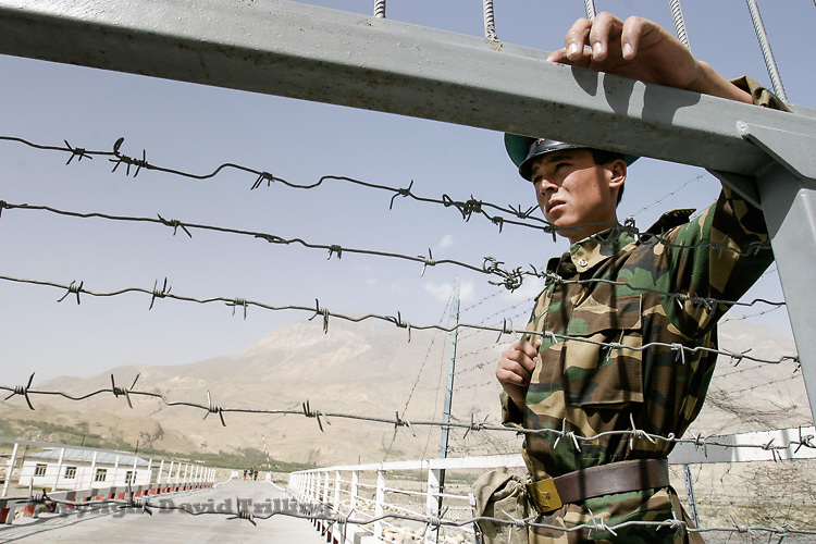 Afghan border, Badakhshan, August 2007