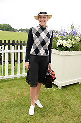 SHARON STONE at the 2013 Cartier Queens Cup Polo at Guards Polo Club, Berkshire on 16th June 2013.