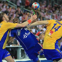 20090124: Handball - World Championship, France vs Sweden