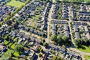 Nederland, Gelderland, Gemeente Arnhem, 30-09-2015; Arnhem-Zuid, nieuwbouwwijk Elden<br /> luchtfoto (toeslag op standard tarieven);<br /> aerial photo (additional fee required);<br /> copyright foto/photo Siebe Swart