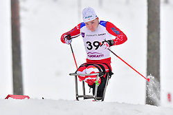 HESS Ethan, CAN, LW12 at the 2018 ParaNordic World Cup Vuokatti in Finland