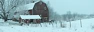 Barn in the Snow, Mongomery, NY
