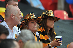 Hull City v Sheffield Wednesday Sky Bet Championship Play-Off Final, Wembley Stadium Saturday  28th May 2016.Photo:Mike Capps