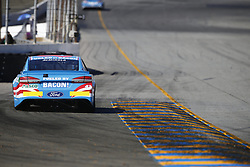June 23, 2017 - Sonoma, CA, United States of America - June 23, 2017 - Sonoma, CA, USA: Billy Johnson (43) takes to the track to practice for the Toyota/Save Mart 350 at Sonoma Raceway in Sonoma, CA. (Credit Image: © Justin R. Noe Asp Inc/ASP via ZUMA Wire)