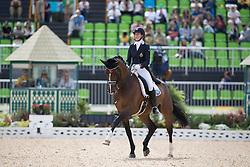 Verwimp Jorinde, BEL, Tiamo<br /> Olympic Games Rio 2016<br /> © Hippo Foto - Dirk Caremans<br /> 11/08/16
