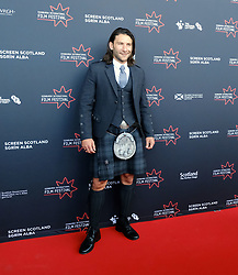 Edinburgh International Film Festival 2019<br /> <br /> Robert The Bruce (World Premiere)<br /> <br /> Pictured: Zach Mcgowan<br /> <br /> Aimee Todd | Edinburgh Elite media