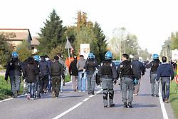 PROTESTA OPERAI DITTA MIRROR SANT'AGOSTINO