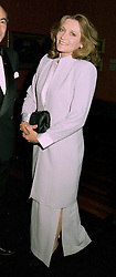 LEONORA, COUNTESS OF LICHFIELD at a dinner in London on 1st July 1997.<br /> LZW 37 WO