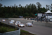 Start of round 5 of the North American Super Trofeo series.