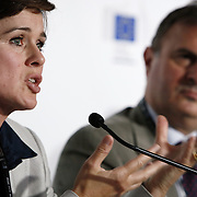20160616 - Brussels , Belgium - 2016 June 16th - European Development Days - Shared responsibility for global value chains - Ulrike Sapiro - Director of Sustainability, The Coca-Cola Company © European Union