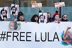 2019-04-10 Free Lula protest