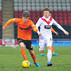 Airdrieonians v Dundee United | Scottish Cup | 9 January 2016