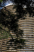 Belo Horizonte_MG, Brasil...Predio Niemeyer, projetado por Oscar Niemeyer na Praca da Liberdade em Belo Horizonte...The Niemeyer Building, projected by Oscar Niemeyer at Liberdade square in Belo Horizonte...Foto: LEO DRUMOND /  NITRO