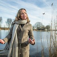 Nederland, Amsterdam, 20 januari 2017.<br /> Advocaat Lieke van der Velde<br /> <br /> <br /> <br /> Foto: Jean-Pierre Jans