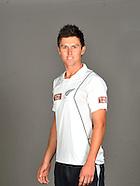Cricket - New Zealand Squad Head Shots