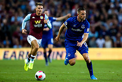 Gylfi Sigurdsson of Everton - Mandatory by-line: Robbie Stephenson/JMP - 23/08/2019 - FOOTBALL - Villa Park - Birmingham, England - Aston Villa v Everton - Premier League