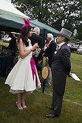 NATASHA HEMMINGS MISS ENGLAND 2015, Royal Ascot, Tuesday, 14 June 2016
