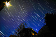 Premier test de startrail.... Beaucoup &agrave; apprendre.<br />