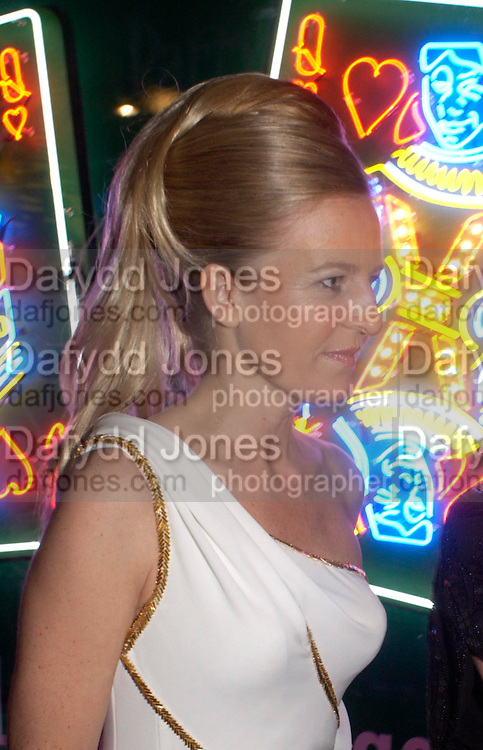 Allanah Weston. Selfridges Las Vegas dinner hosted by  hon Galen , Hillary Weston and Allanah Weston. Selfridges Oxford St. 20 April 2005. ONE TIME USE ONLY - DO NOT ARCHIVE  © Copyright Photograph by Dafydd Jones 66 Stockwell Park Rd. London SW9 0DA Tel 020 7733 0108 www.dafjones.com