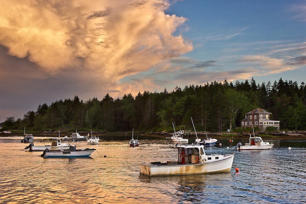 Sebasco Harbor, Maine