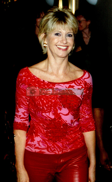May 03, 2000;  Dallas, Texas, USA; Actor OLIVIA NEWTON-JOHN from 'Sordid Lives' @ 30th Annual USA Film Festival. (Credit Image: © J. Allen Hansley/ZUMAPRESS.com)